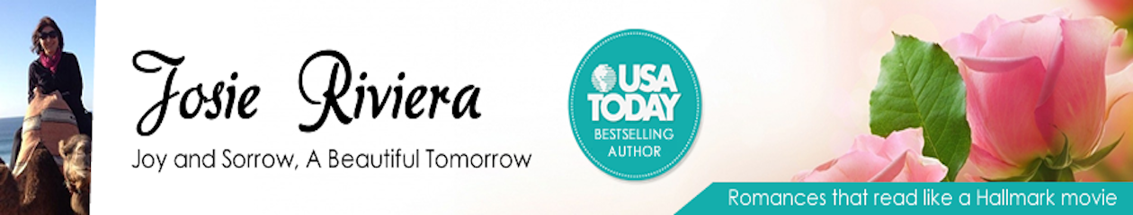 USA TODAY Bestselling Author  Josie Riviera